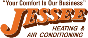 Jessee Heating & Air Conditioning Logo