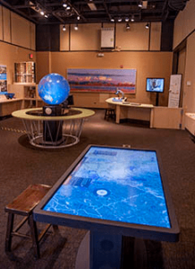 Gateway Science Museum - interior